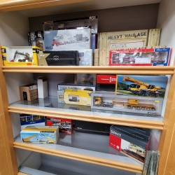 Model Trucks going to Auction Soon