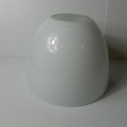 Opaline White Lights Beautiful Condition Vintage