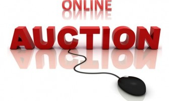 Auction is on at last