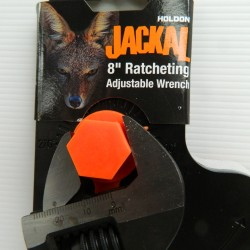 Jackal 8 inch Ratcheting Adjustable