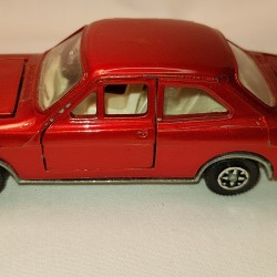 Dinky Toys Ford Escort Rare 168