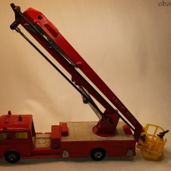 Corgi Simon Snorkel Fire Engine 1127