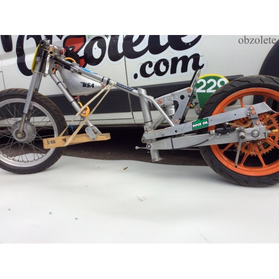 Drag Sprint Bike