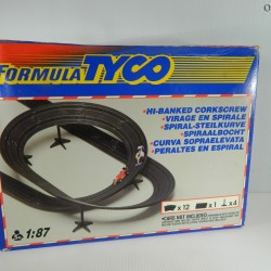 Tyco High Banked Corkscrew 6738-20