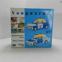 Vanguards Pinky and Perky Police PP1002