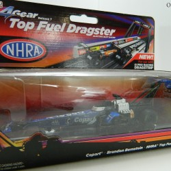 Auto World 4 gear Top fuel Dragster Co-part 37