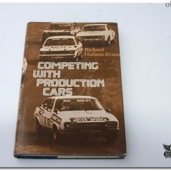 Competing with Production Cars By Hudson Evans